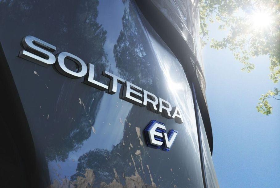 Subaru Solterra: новий електромобіль виходить на ринок