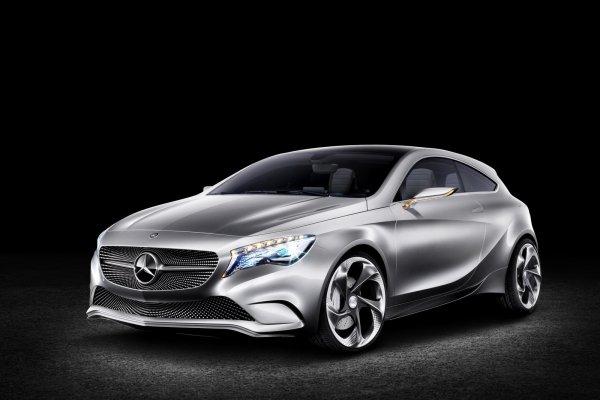 До 2015 року Mercedes-Benz випустить 10 нових моделей