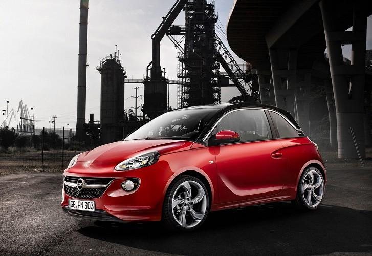 Найменший Opel отримає 180-сильний мотор