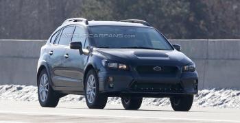Subaru Impreza New готують до презентації