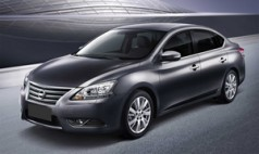 Nissan покаже в жовтні новий седан
