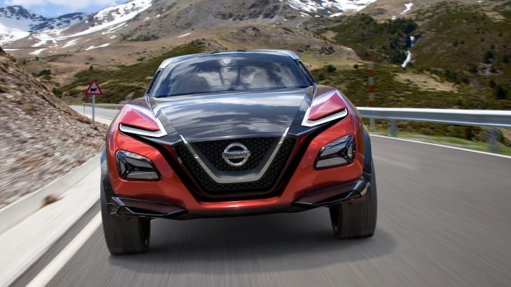 Nissan Juke 2018: новинка готується прем'єра