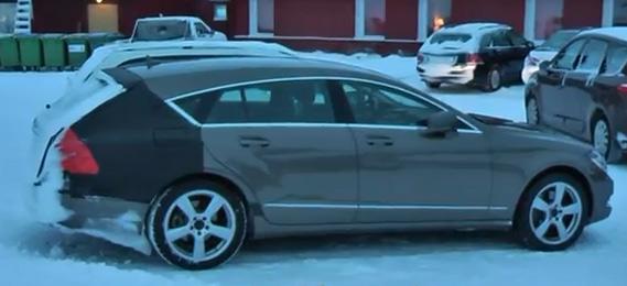 Mercedes-Benz готує дивний автомобіль