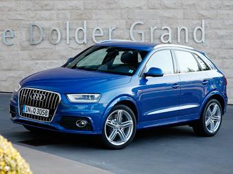 Стала відома потужність зарядженого Audi Q3