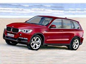 Поява нового BMW X5 очікується в 2013 році