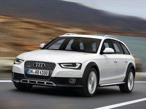 Audi A4 allroad 2013 отримав економні двигуни