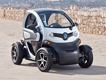 Компанія Renault вирішила безкоштовно роздавати електрокари