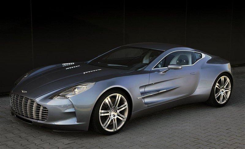 Сталі відомою ціна Aston Martin One-77