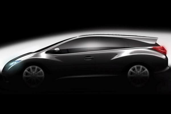 Honda Civic отримала кузов