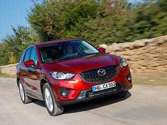 В Японії попит на Mazda CX-5 перевищив очікування у вісім разів