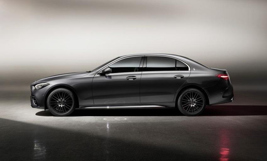 Mercedes-Benz показав новий C-Class