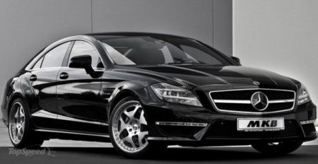 Mercedes CLS 63 від AMG