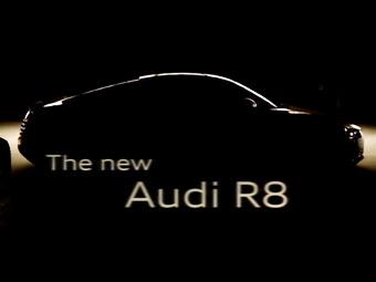 Audi оновить суперкар R8 до кінця 2012 року