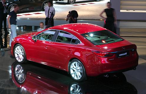 Mazda 6 - тепер і купе