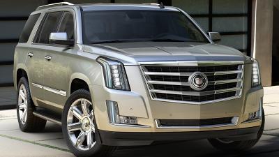 Cadillac Escalade може стати пікапом або гібридом
