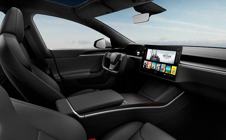 Компанія Tesla оновила електрокари Model S і Model X