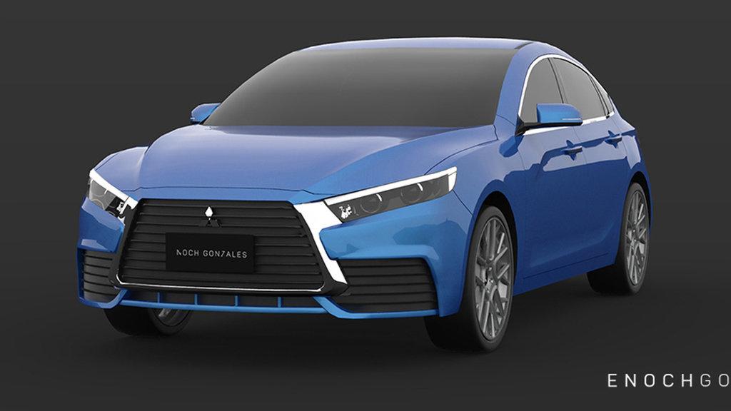 Новий Mitsubishi Lancer: яким він може бути?