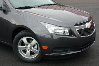 General Motors призупиняє виробництво Chevrolet Cruze