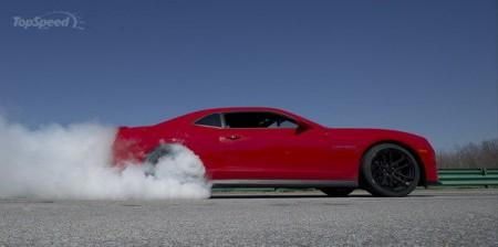 Chevrolet Camaro ZL1 ставить новий рекорд швидкості