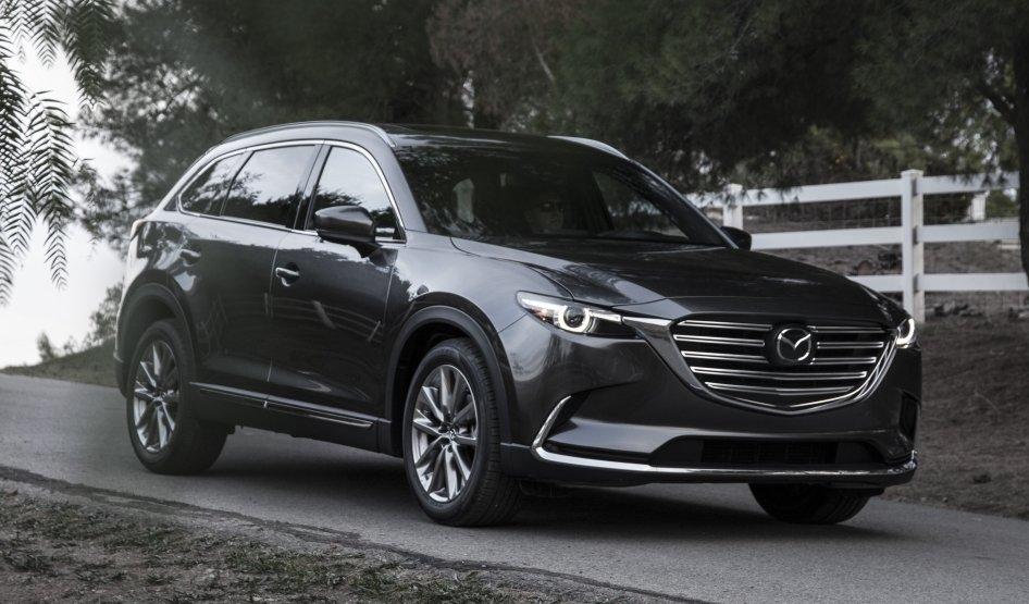 Mazda CX 9 2017: яким буде новий кроссовер?