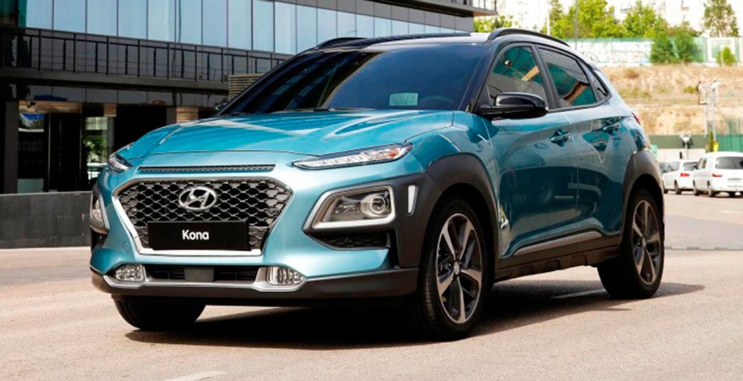 Кросовер Hyundai Kona представлений офіційно