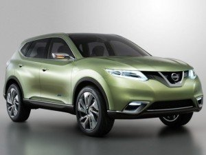 Nissan X-Trail - заміна готова
