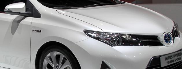 Нова Toyota Auris представлена офіційно