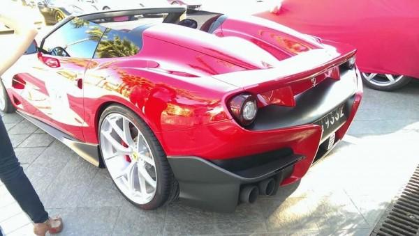 Нові фотографії найдорожчого спорткара Ferrari