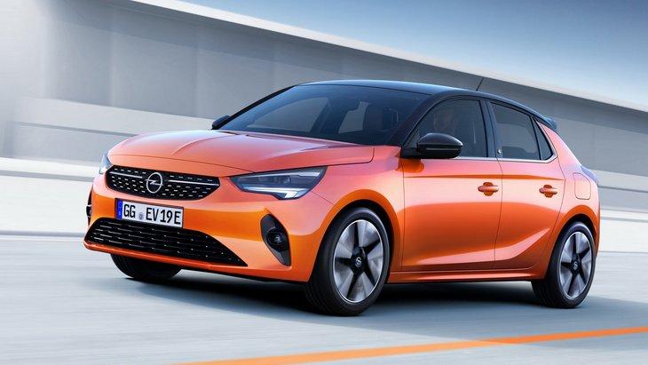 Opel Corsa отримає повністю електричну версію