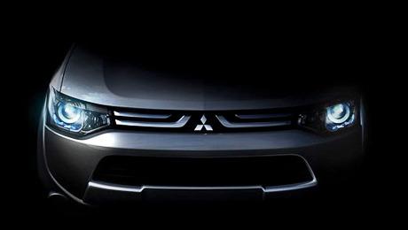 Mitsubishi розповсюдив тизер глобальної моделі