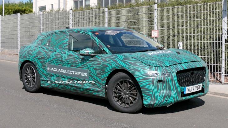 Jaguar I-Pace: конкурент Tesla Model X повністю готовий