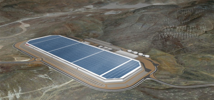 Батареї Tesla хочуть виробляти в Україні