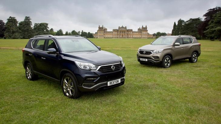 SsangYong Rexton 2018: оголошено ціни та комплектації на новий позашляховик