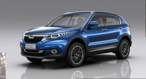 Qoros 5 SUV: презентація нового китайського кросовера