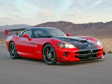 Новий Viper перестане бути Dodge