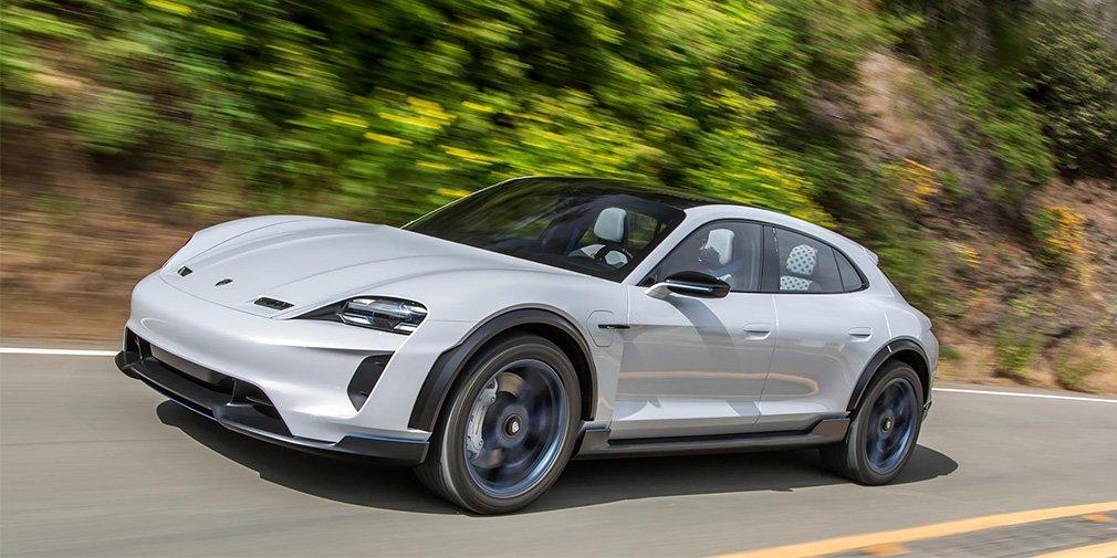 Електрокар Porsche: стартує виробництво новинки
