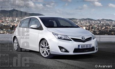 Toyota: замість Auris знову Corolla