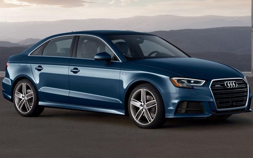 Audi A3 2017: офіційна презентація