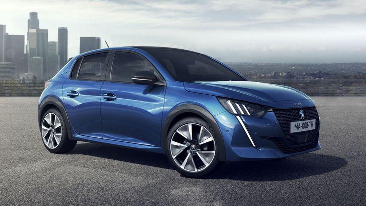 Peugeot представив абсолютно новий 208