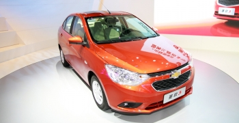 Chevrolet Sail: старт продажів