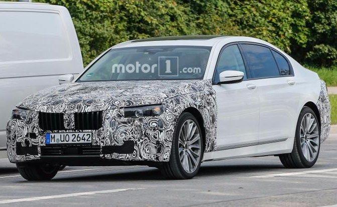 BMW 7-Series 2019: перші
