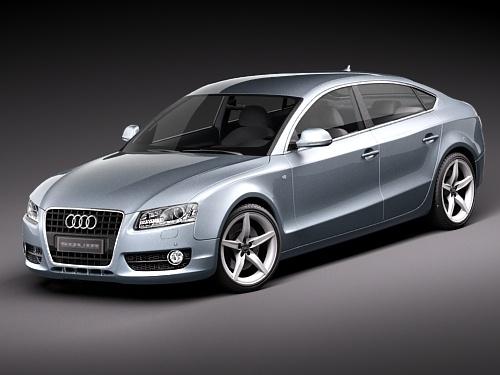 Audi A5 обзавівся новими двигунами