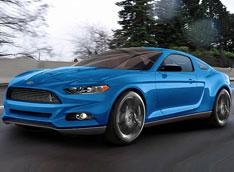 Новий Ford Mustang поступово набуває обрисів
