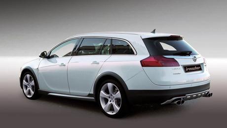 Кросовер Opel Insignia