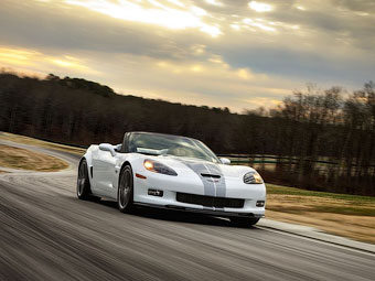 Chevrolet побудував найпотужніший в історії відкритий Corvette