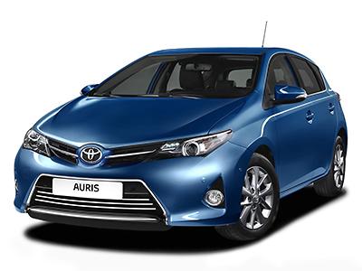 Toyota Auris: спортивна версія