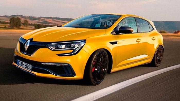 Новий Renault Megane: офіційна презентація