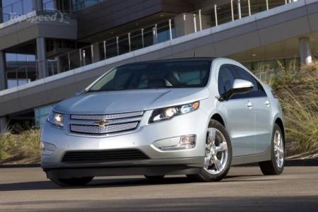 Електрокар Chevrolet Volt отримає турбонаддув