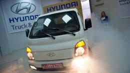 В Україні стартували продажі Hyundai H100
