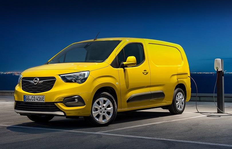 Електромобіль Opel Combo-e виходить на ринок